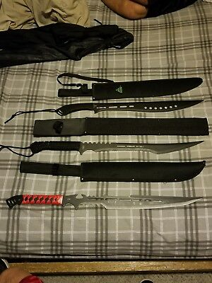 Knife & Sword Collection
