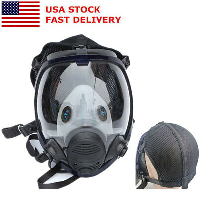 Gas Mask Full Face Painting Spraying Similar for 3M 6800 Facepiece Respirator US
