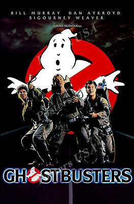 Posters USA - Ghostbusters Original Movie Poster Glossy Finish - MOV396