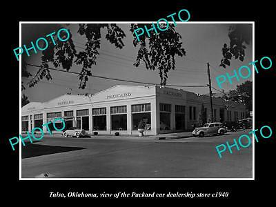 old large historic photo of minot north dakota the nash car dealership c1950 aud. Black Bedroom Furniture Sets. Home Design Ideas