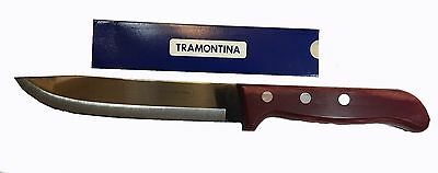 "TRAMONTINA 6"" Inches Butcher Knife"