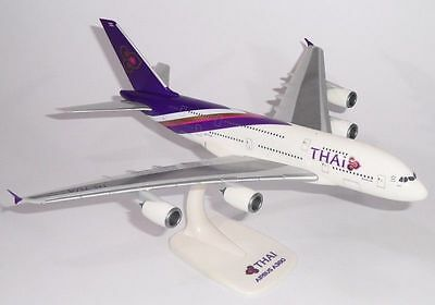 Thai Airways Airbus A380 1/250 scale modellflugzeuge NEU