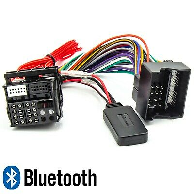 BLUETOOTH AUX ADAPTER für FORD Fiesta Focus Mondeo Kuga 6000CD SONY Radio MP3