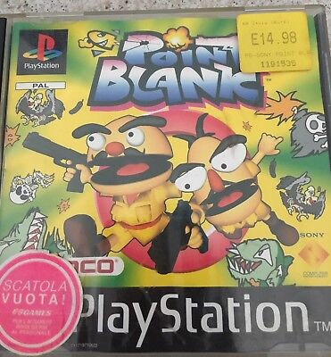 Gioco Ps1/ps2 Point Blank