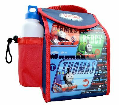 Thomas & Friends School Lunch Bag With Bottle Brand New Gift