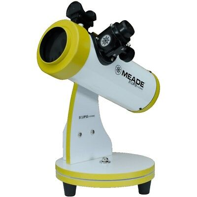Meade 227000 EclipseView 82 Telescope with Removable Filter for Eclipses