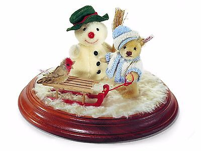 Steiff Winter Diorama, EAN 038273