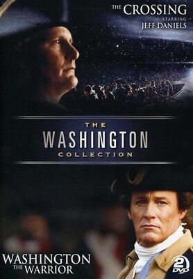 Washington: The Warrior/The Crossing [2 Discs] (REGION 1 DVD New)