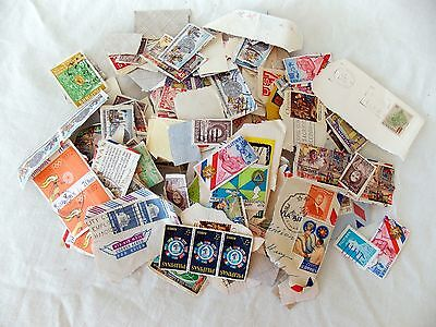 Philippines Postage Stamp Assortment 200 +/- Canceled Mostly 1970s  #4397