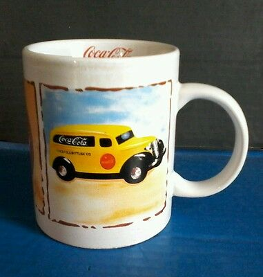 Coca-Cola Coffee Mug | GIBSON | Car & General Store | Collectible | Glory Days