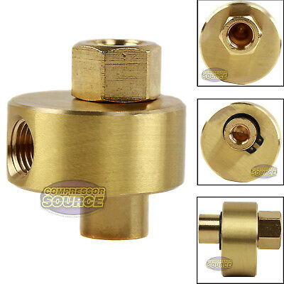 """Tekton Hose Reel Air Inlet Assembly For The 3/8"""" 46845 1/4"""" NPT Universal Swivel"""