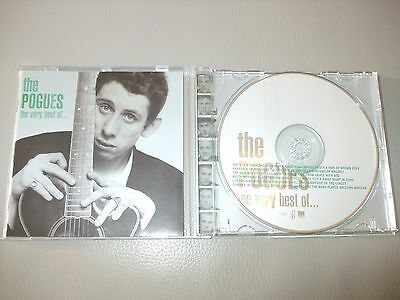 The Pogues - The Very Best of the Pogues (CD) 21 Greatest Hits - Mint/New