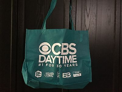 Cbs Daytime #1 For 30 Years Shopping Bag Brand New