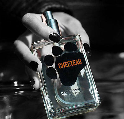 NEW Cheetos Chester Cheetah Cheeteau Cologne 3 oz ounce Full Size Rare Fragrance