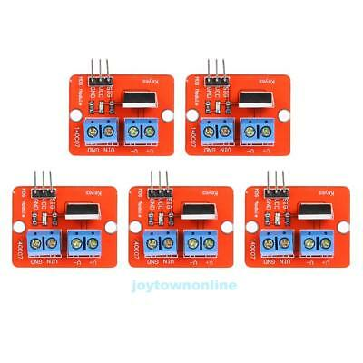 5pcs 0-24V Top Mosfet Button IRF520 MOS Driver Module for Arduino Raspberry pie