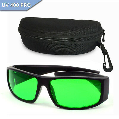 LED Grow Room Glasses Eye-Protective Anti UV/LED Indoor/Outdoor Hydroponics
