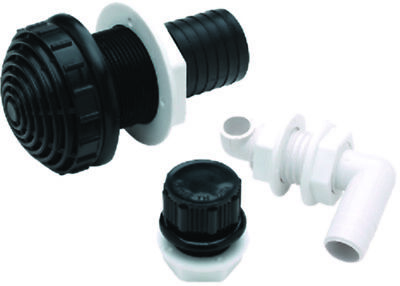 """HOSE 1-1//8/""""ID LIVEWELL INTAKE DRAINS BILGES 1491186 6FT SECTION BOATINGMALL"""