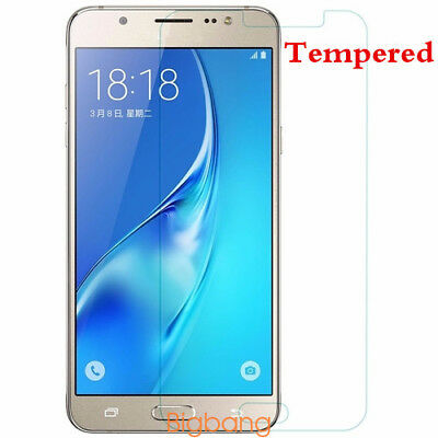High Tempered Glass Screen Protector Guard Film For Samsung Galaxy J7 2016