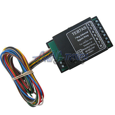 1x 7 Way Smart Bypass Relay TEB7AS