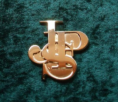 Grille / Car Badge - Jps - John Player Special