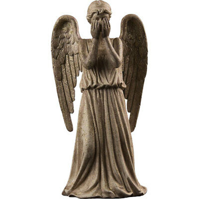 Doctor Who - Weeping Angel Christmas Tree Topper Ornament NEW xmas deco