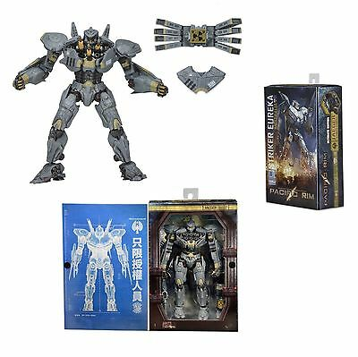 "NECA PACIFIC RIM (JAEGER) ULTIMATE STRIKER EUREKA 7"" inch ACTION FIGURE"