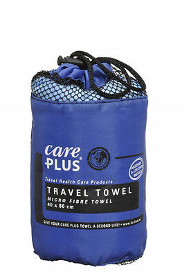 CARE PLUS TEK TOWEL Ideal At the Sea Side to The Summit of everest! Gym Travel