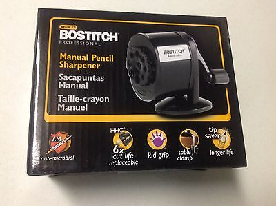 ***FREE SHIPPING*** Stanley Bostitch Professional Pencil Sharpener