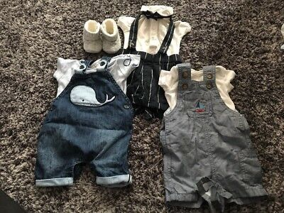 baby boys bundle 0-3 months Mainly Next 28 Items