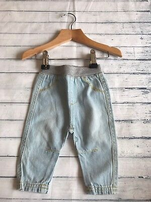 Baby Boys Clothes 0-3 Months - Cute Jeans Trousers -New-