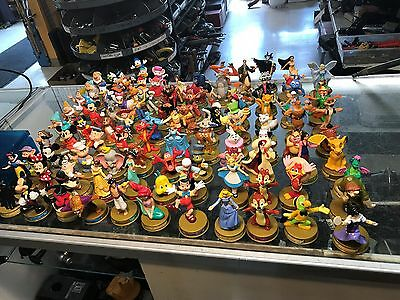DISNEY 100 YEARS OF MAGIC McDonald's Happy Meal 100 Figures Toys COMPLETE SET