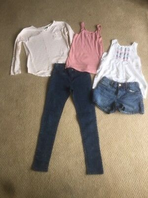 Old Navy Size 10/12 Girls 5 Pieces Back To School