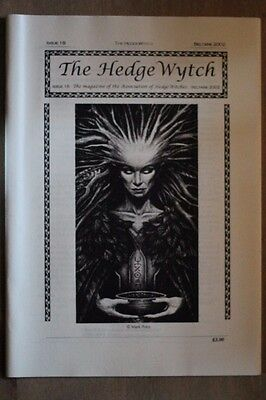 The Hedge Witch magazine issue No18 Pagan, Wiccan, Witchcraft