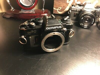 Olympus OM-PC 35MM SLR Film Camera Body Only