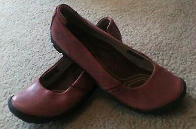 Keen rose leather shoes women's size 6.5 brand new without box