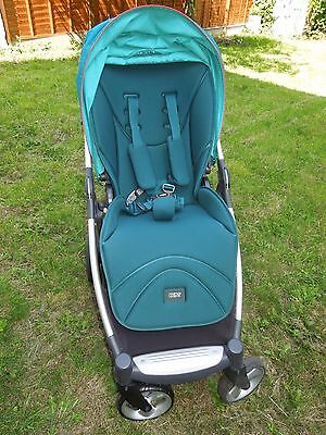 Pushchair Push Chair Mamas And Pappas 163 1 79 Picclick Uk