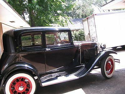 1931 Ford Model A Victoria 1931 Model A Ford