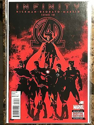 New Avengers #10 1st Appearance of Thane Son of Thanos Avengers Infinity War