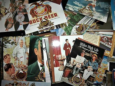 Collectable Miller Brewing Co. Trading Cards~Beer~99 Cards