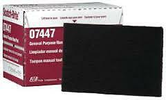 3M 07447 Scotch-Brite Maroon General Purpose Hand Pad20 Pack Other