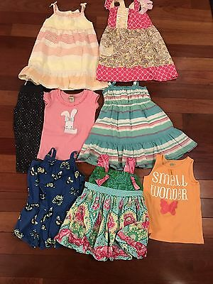 HUGE GIRLS SUMMER CLOTHING LOT SIZE 3/3T,  Crazy 8, Gap, and Boutique    (b12)