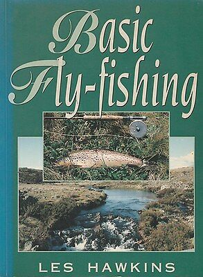 Basic Fly-Fishing Trout Introduction to Australia Aussie Book