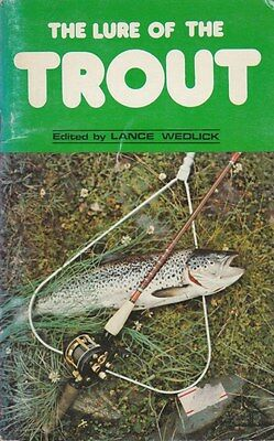 1960s TROUT FISHING Lance WEDLICK Flies Baits Lures Spinning