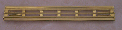 Brass Vent For Vox Amps