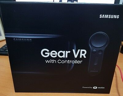 Samsung Gear VR with Controller 2017 UNOPENED SEALED IN BOX