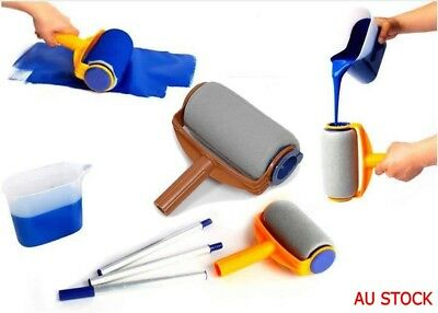 Au Ezy Paint Roller Kit Renovator Painting Decorating Professional As Seen On Tv
