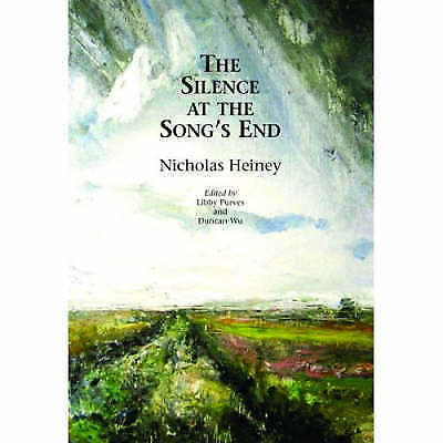 The Silence at the Song's End, Good Condition Book, Nicholas Heiney, ISBN 978095