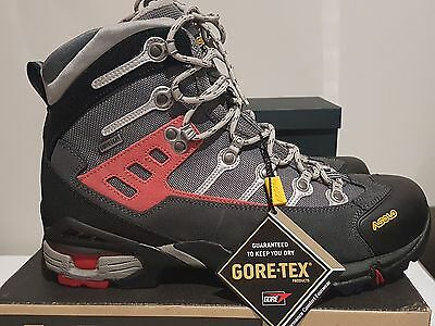 Hiking Boots - Asolo Atlantis Gtx - Wmn's 10 Us / Eu 42.5 - New - Free Std Post