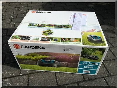neu gardena automower r40 li rasenroboter m hroboter akku rasenm her modell 2017 eur 719 00. Black Bedroom Furniture Sets. Home Design Ideas