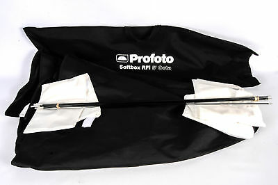 """Profoto 5"""" RFI Octa Softbox with 8 Support Rods, Both Diffusers and Bag"""